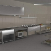 Kitchen and shop equipment. 2