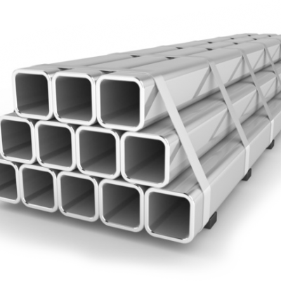 Non-circular welded pipes
